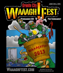 WaaaghFest T-Shirt